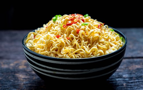 Instant Noodles Manufacturing