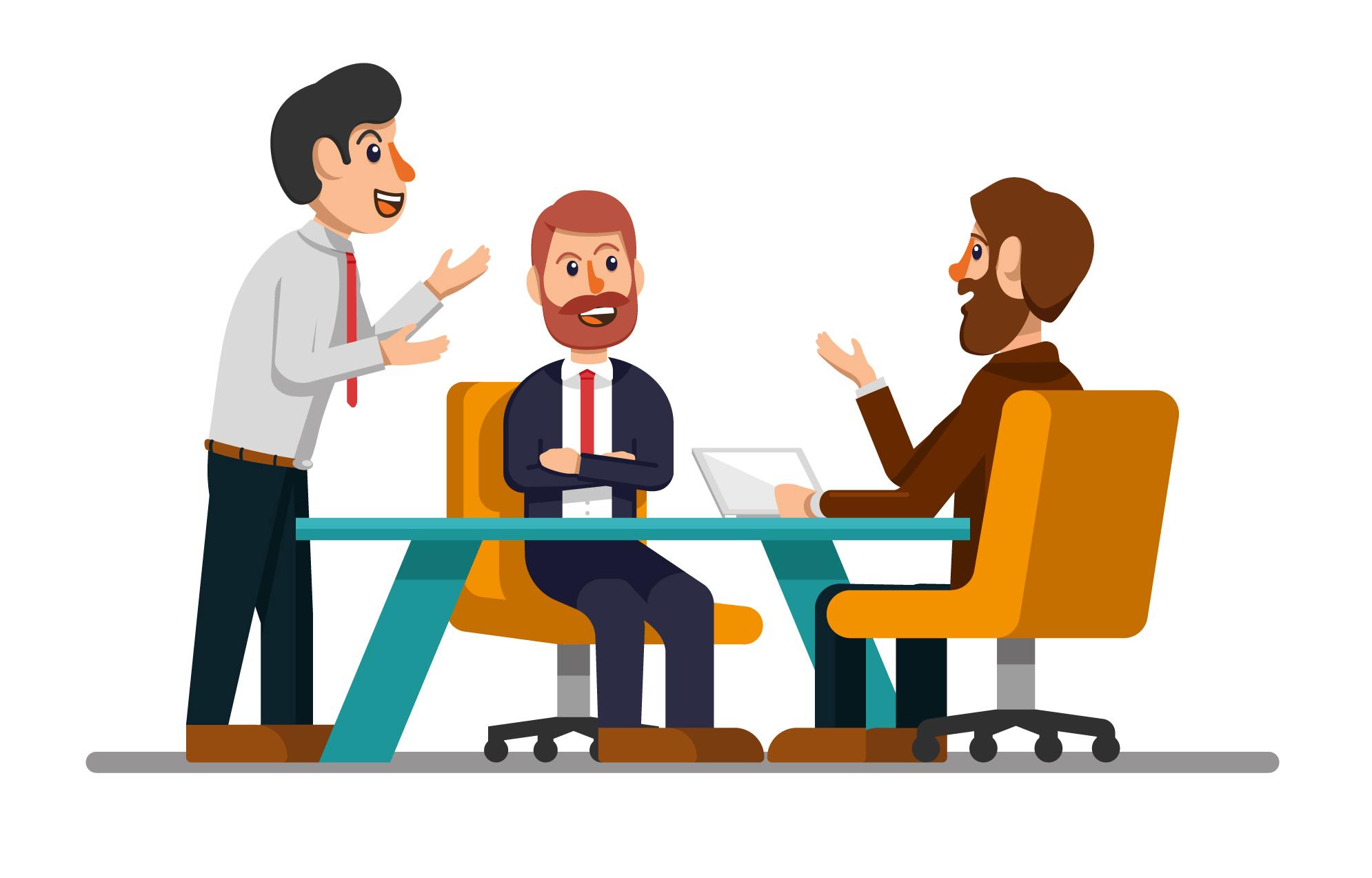 Phỏng vấn xin việc & 14 điều không nên chia sẻ bạn cần biết